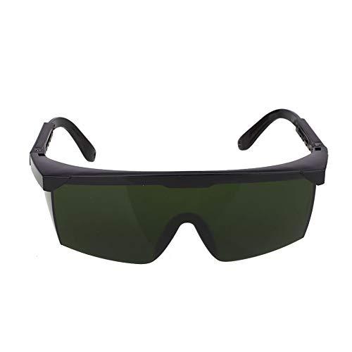 Gafas de protección láser Protección ocular para IPL / E-light Eliminación de vello Gafas protectoras Gafas universales Gafas - Verde oscuro
