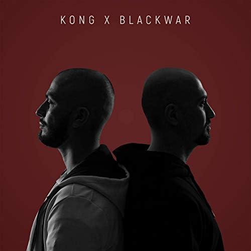 Kong & BLACKWAR