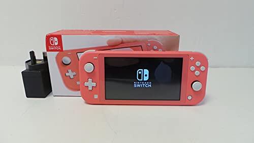 Nintendo Switch Lite - Coral [Edizione: Regno Unito]
