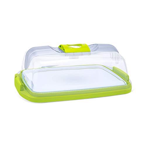 cetro Vacsy vacío plástico Quesera/–Campana para tarta en varios modelos Tortenhaube 5,2 Liter