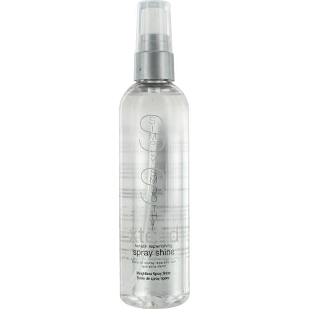 キャリッジ振る舞う不規則性by Simply Smooth XTEND KERATIN REPLENISHING SPRAY SHINE 4 OZ by SIMPLY SMOOTH