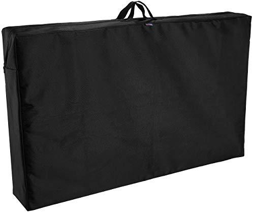 Brubaker Premium Schutztasche/Aufbewahrungstasche für Gartenstühle - Robustes Oxford 600D Gewebe - wasserfest - 97 x 59 x 16 cm - 2er Pack