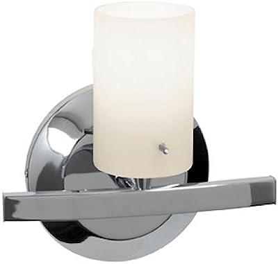 Sunlite B12 12 Inch 2 Bulb Rectangle Bathroom Wall Fixture