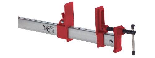 Shop Fox 36-Inch Long Jaws Aluminum Bar Clamp
