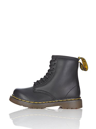 Dr. Martens Brooklee Boot (Toddler),Black Softy,7 UK (8 M US Toddler)
