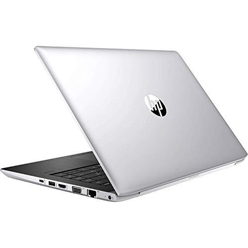HP Probook 440 14' Anti-Glare HD Business Laptop (Intel Quad-Core i5-8250U, 16GB DDR4 Memory, 256GB PCIe NVMe M.2 SSD , UHD 620) Fingerprint, Type C, HDMI, VGA, Ethernet, Windows 10 Pro