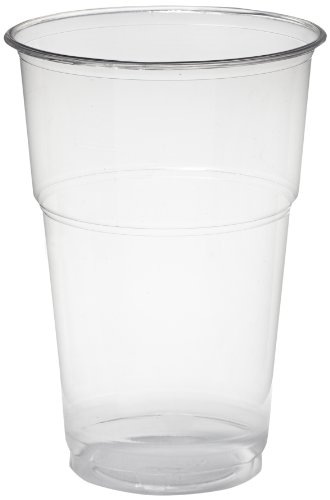 Papstar Plastikbecher / Einwegbecher 0.4 l