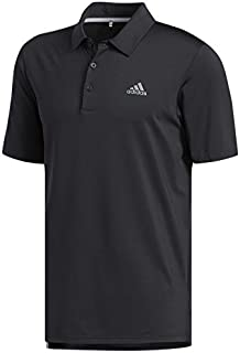 adidas Golf 2018 Ultimate 365 Solid Polo Mens Performance Golf Polo Shirt