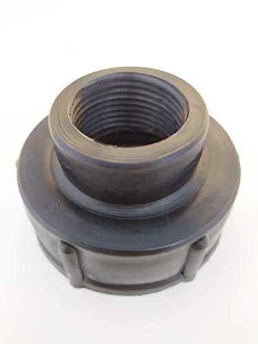 Naturii Raccordo Cisterna, Adattatore Cisterna da 1000 Litri Misura 60 x 6 mm F F Uscita 1 F Guarnizione Inclusa