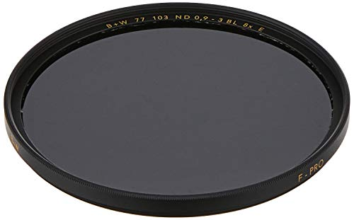 B+W F-Pro - Filtro Gris Neutro 8X 77 mm