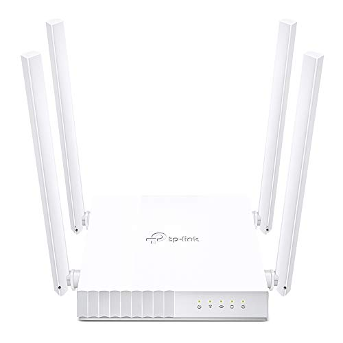 TP-Link AC 750 Dual Band Wi-Fi Router Archer C24