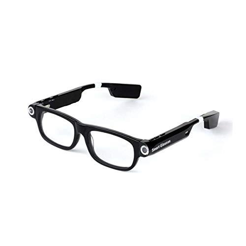 HFJ&YIE&H HD 1080P Wireless Bluetooth Mini-Kamera-Brille Intelligente Sonnenbrille Mini-Camcorder-Brille Machst du Sport? DV Mit Headset zu Anrufen/Musik,32gb1080p