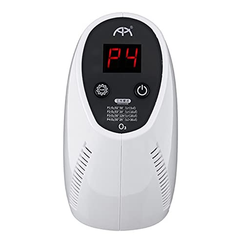 LG&S Air Purifier, Anion Air Purifier Intelligent Odor Removal Small Household Formaldehyde Purifier Ozone Generator USB for Bedroom Office Kitchen Toilet Car