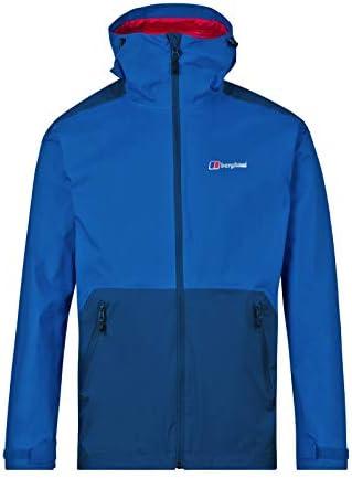 Berghaus Men s Deluge Pro Waterproof Jacket Snorkel Blue Deep Water Extred S product image