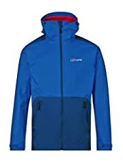With the Deluge Pro waterproof jacket, you'll stay dry in even the worst kinds of wet thanks to our fully waterproof Hydroshell fabric and an adjustable hood. The colourful fabric backer adds an eye-catching touch to the simple design, meaning that t...