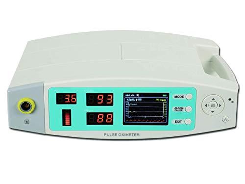 Oxy 35101 Oxy-200 Pulsoximetro con Monitor e Batteria