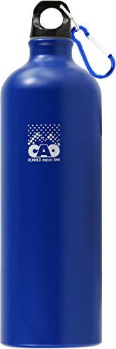 Cao Camping - Borraccia, Blu, 1 litro