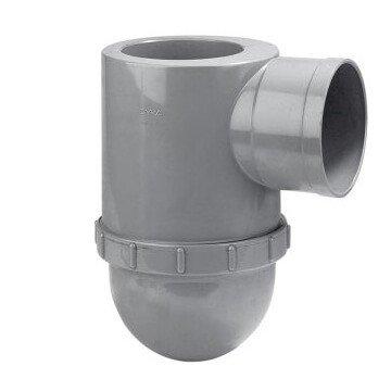 Geruchsverschluss/ Siphon Ø 110 mm
