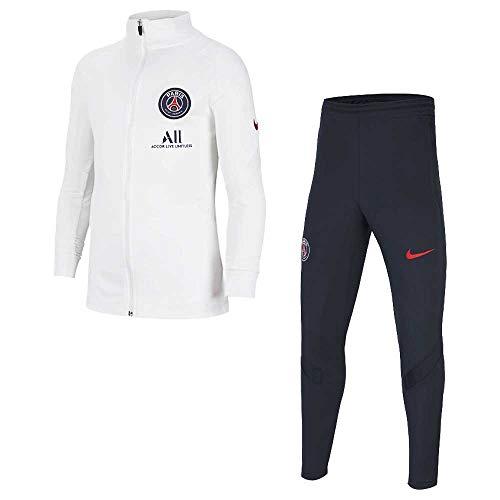 NIKE Paris Saint-Germain Temporada 2020/21-PSG Y NK Dry STRKE TRK Suit KCD5354-103...