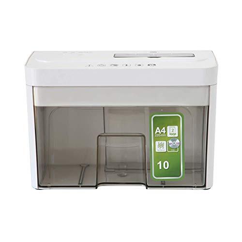 Buy Multifunctional Paper Shredders for Home Office Use, Paper Shredder Cross Cut Personal Office Mu...