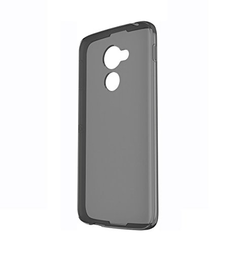 BlackBerry ACC-63105-001 Soft Schutzhülle DTEK60 klar/schwarz
