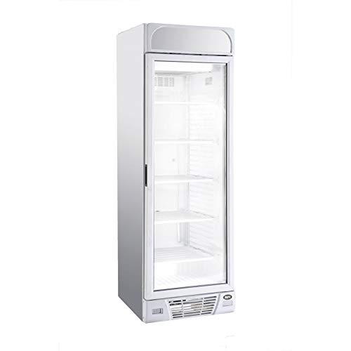Armoire Réfrigérée Négative Ventilée Porte Vitrée - 374 L - AFI Collin Lucy - R290 1 Porte Vitrée