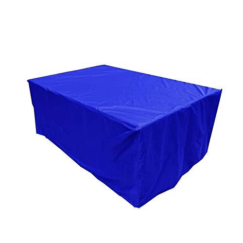 KSITH Fundas de Muebles, Cubiertas para Muebles de Jardín, Funda Protectora Muebles Oxford, Impermeable, Resistente al Viento, Anti-UV, para Sofa de Jardin Mesa y Sillas