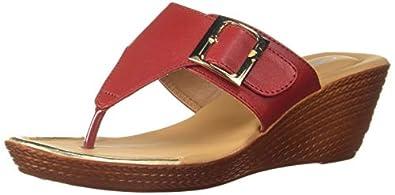 BATA Women's Femina-comf-m1 Flip-Flops