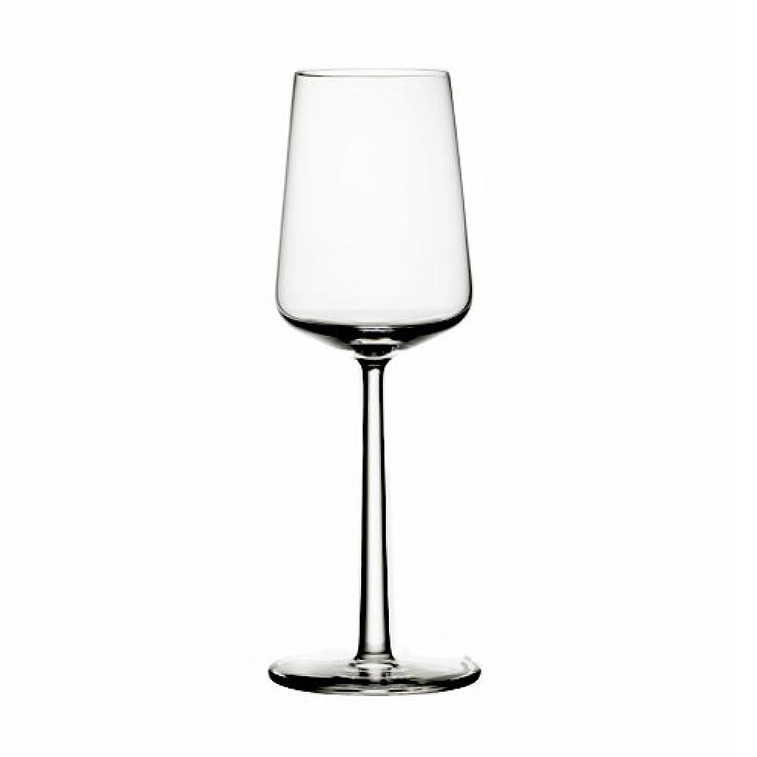 老朽化した負担国民iittala Essence White wine [1個入り] 正規販売店