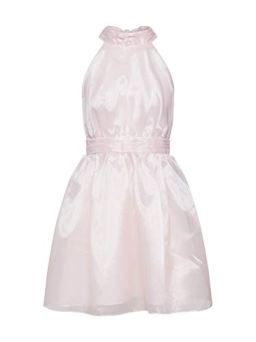 TFNC Damen Cocktailkleid SANIRA Mini pink L (40)