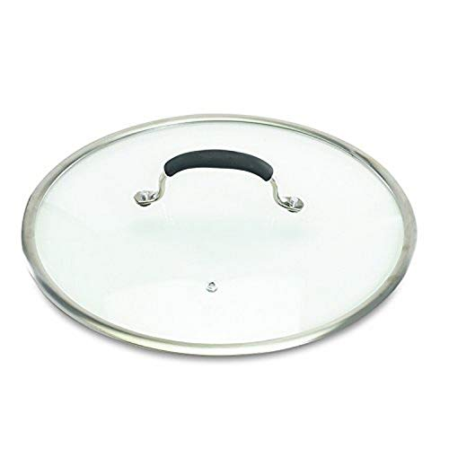 Nordic Ware Tempered Glass Lid, 12', Clear