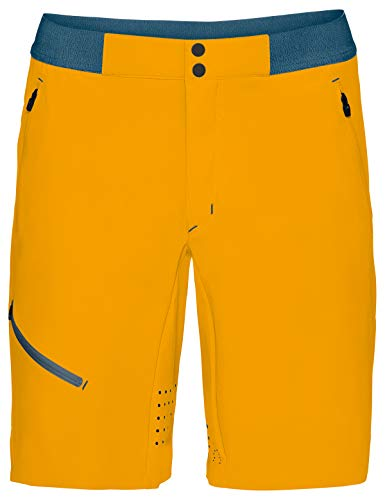 VAUDE Men's Scopi LW Shorts II Bas Homme, Rock Melone, 46