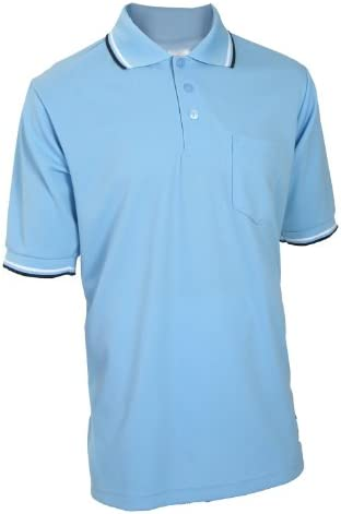 Adams USA Smitty Major League Style Short Sleeve Umpire Shirt with Front Chest Pocket Powder product image