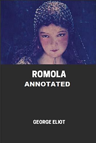 Romola Illustrated (English Edition)