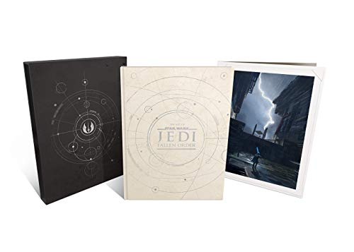 Lucasfilm: The Art Of Star Wars Jedi: Fallen Order Limited E