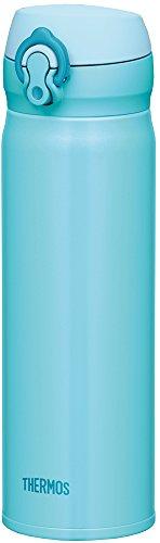 サーモス 水筒 真空断熱ケータイマグ 【ワンタッチオープンタイプ】 0.5L スカイブルー JNL-502 SKY