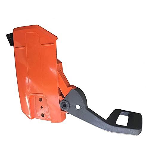 AISENPARTS Repuesto de Protector de manija de Freno de Motosierra para Motosierra Husqvarna 268 61272 503727401 503736601 501814801