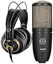 AKG K240 STUDIO & AKG P220 MIC