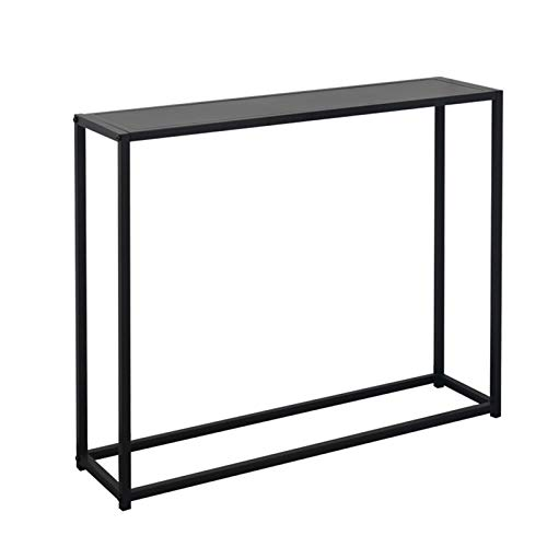 consolle ingresso 75cm Black & Gold Long Table