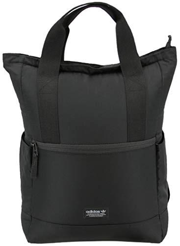adidas Originals Unisex Tote II Backpack, Black, ONE SIZE