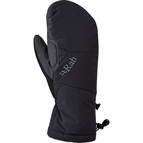 RAB Herren Storm Mitt Handschuhe, Black, XL