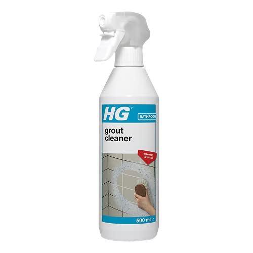 HG Grout Cleaner, Ready-To-Use Tile Grouting Cleaning Spray, Removes...