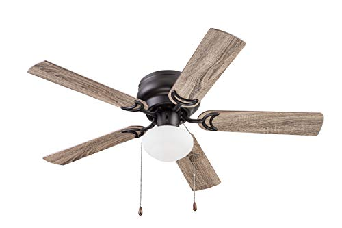 Prominence Home 51584 Alvina Ceiling Fan, 44, Farmhouse...