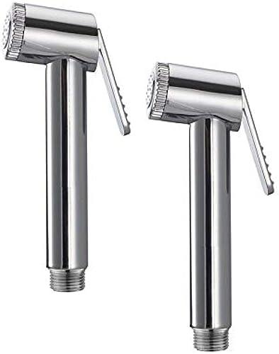 SKS Logger Conti Health Faucet PVC Chrome Plated Set of 2 SKS 0138
