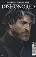DISHONORED #3 (OF 4) CVR D GAME COVER