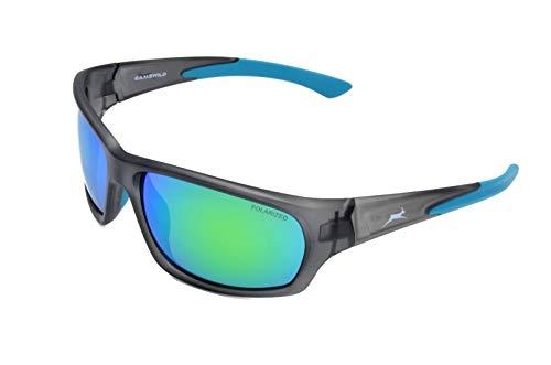 Gamswild Gafas de sol WS4632 deportivas, gafas de esquí, ciclismo, unisex