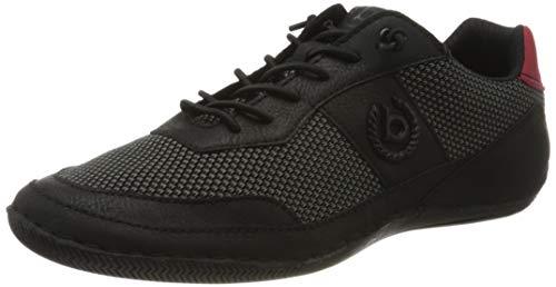 bugatti Herren 321480125000 Sneaker, Schwarz, 40 EU