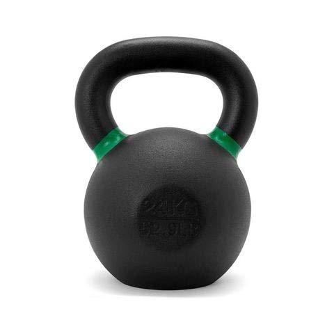 Fringe Sport Prime Easy Grip Kettlebell for Home Gym Strength and Cross Training Weight 6kg/~13lb (24)