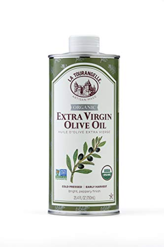 La Tourangelle, Organic Extra Virgin Olive Oil, 25.4 Ounce (Packaging May Vary)
