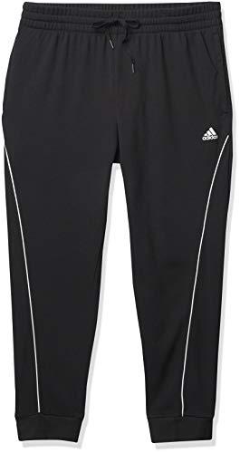 adidas,Mens,Favs Pants 1,Black/White,X-Large